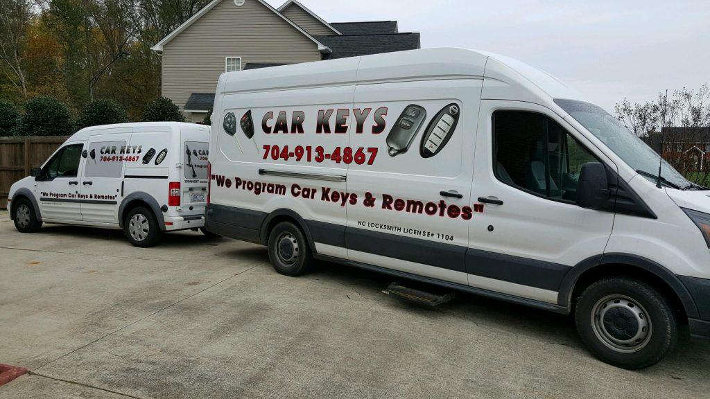Car Keys Van